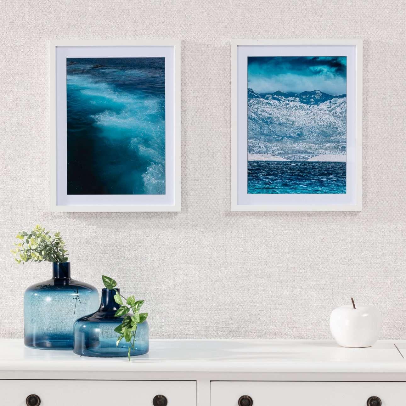 Obraz Blue Water II 30x40cm