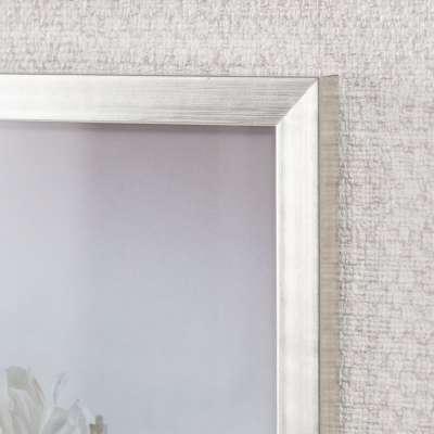 Wandbild Peony III 18x24cm silver