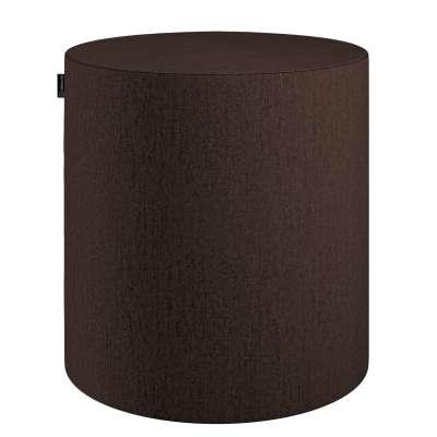 Pouf Barrel von der Kollektion Chenille, Stoff: 702-18