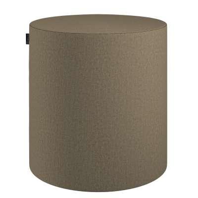 Pouf Barrel von der Kollektion Chenille, Stoff: 702-21