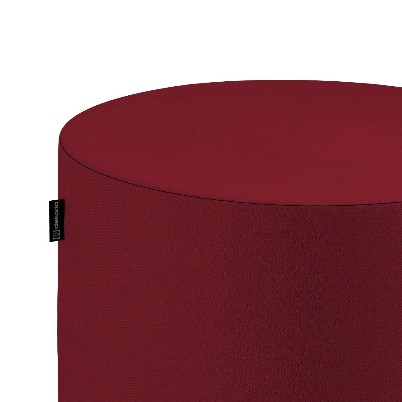 Pufas Barrel kolekcijoje Chenille, audinys: 702-24