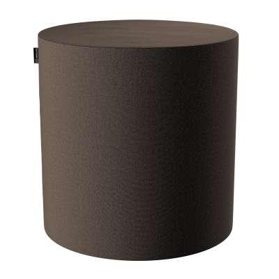 Pouf Barrel von der Kollektion Etna, Stoff: 705-08