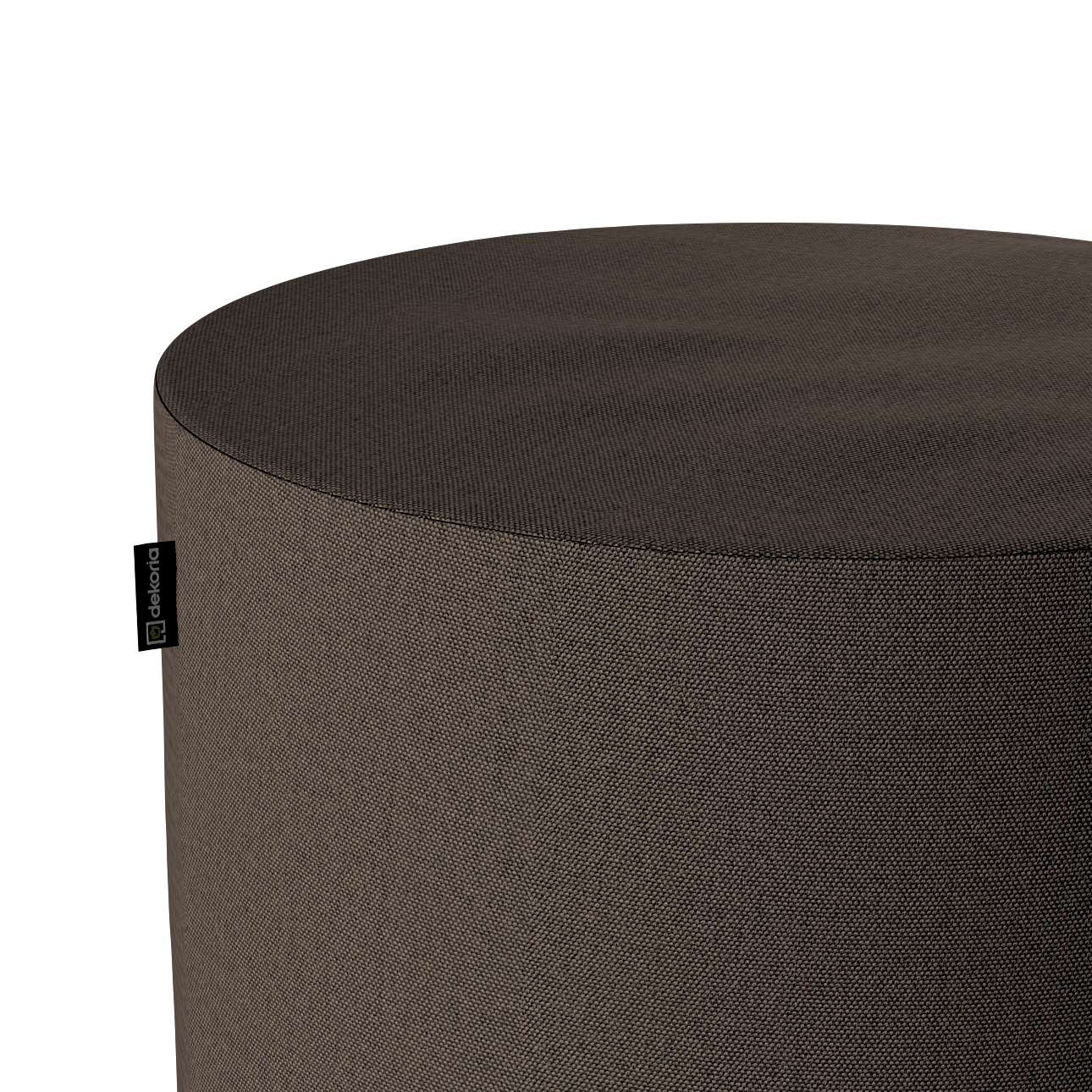 Puf Barrel w kolekcji Etna, tkanina: 705-08