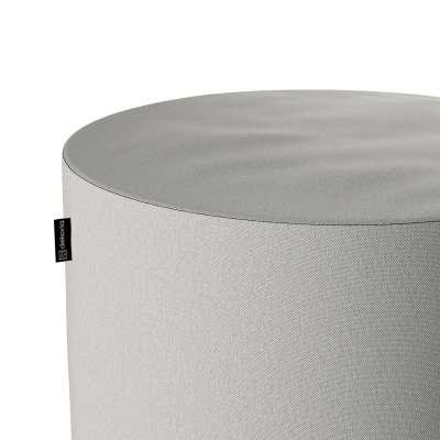 Poef Barrel 705-90 lichtgrijs Collectie Etna