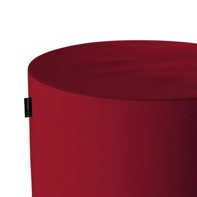 Pouf Barrel von der Kollektion Etna, Stoff: 705-60