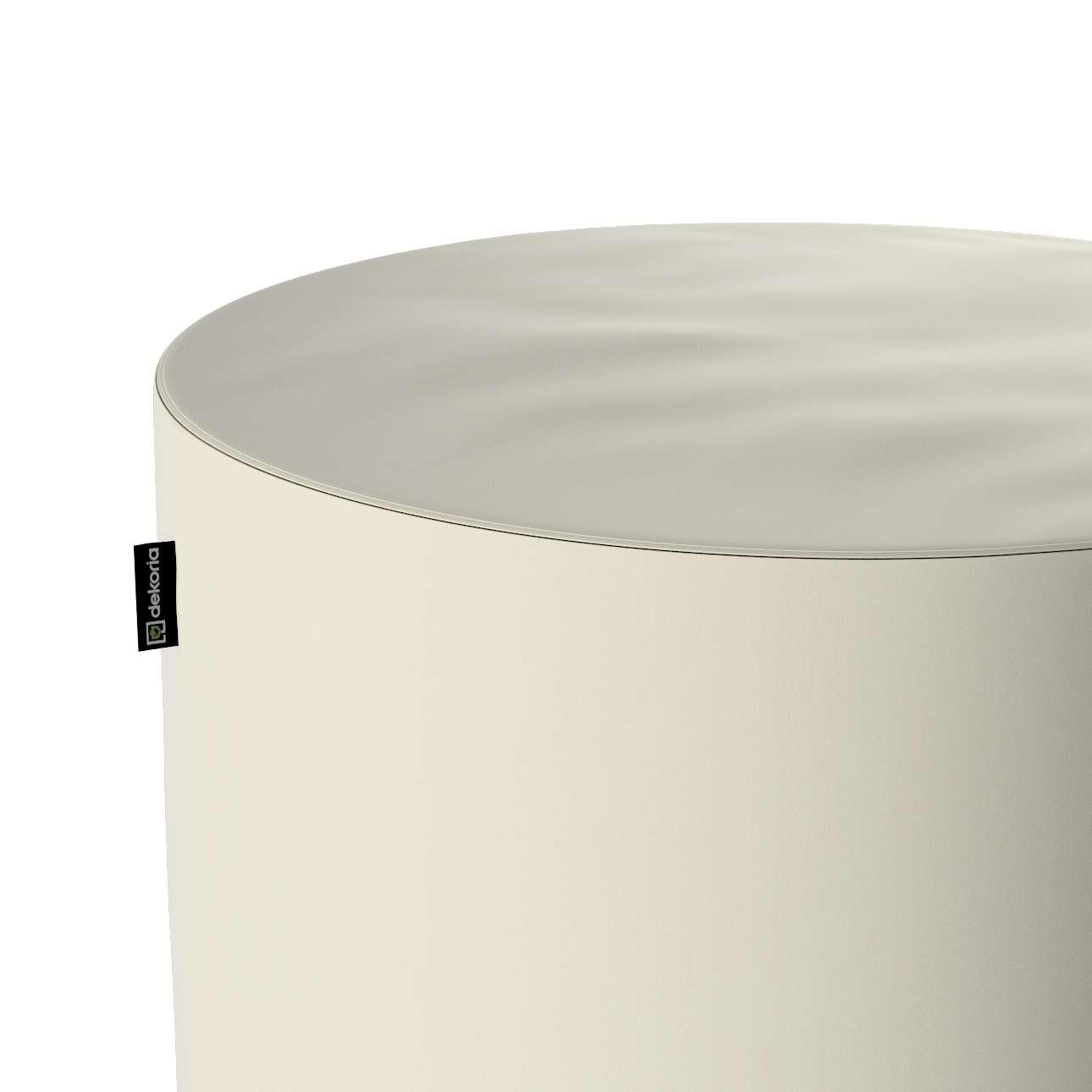Puf Barrel w kolekcji Velvet, tkanina: 704-10