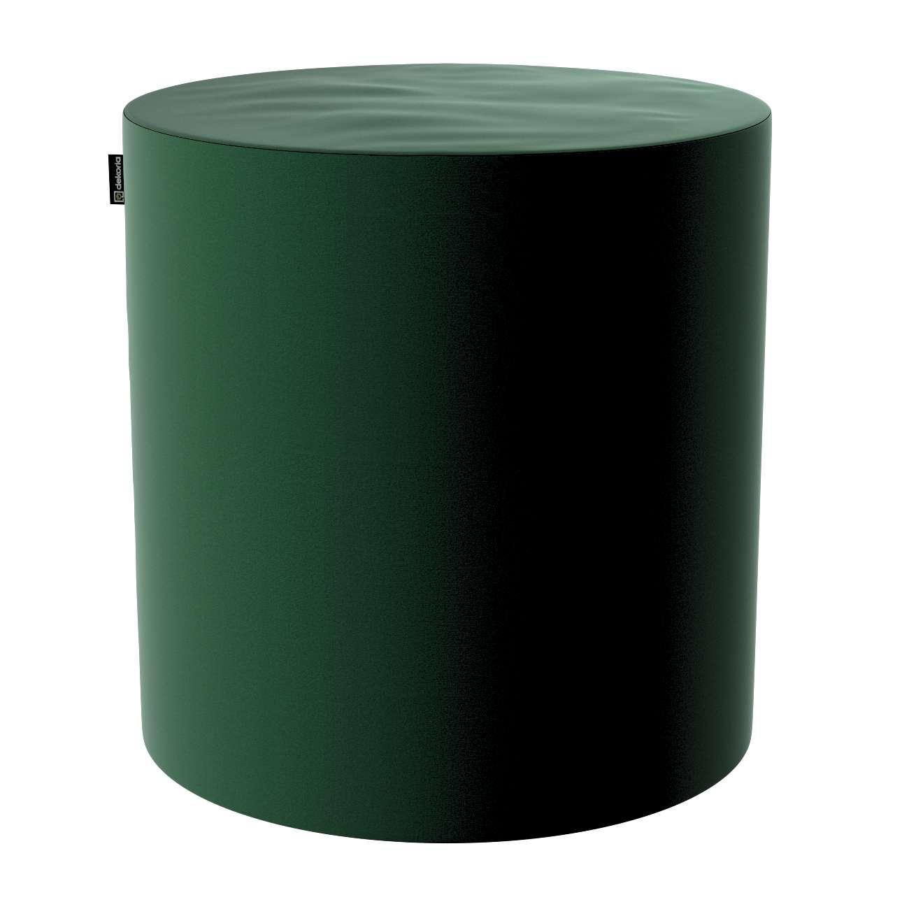 Puf Barrel w kolekcji Velvet, tkanina: 704-13