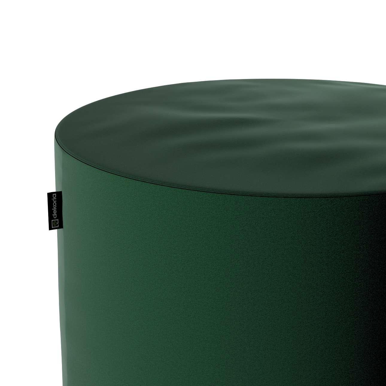 Pouf Barrel von der Kollektion Velvet, Stoff: 704-13