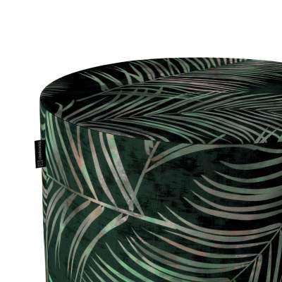 Puf Barrel w kolekcji Velvet, tkanina: 704-21