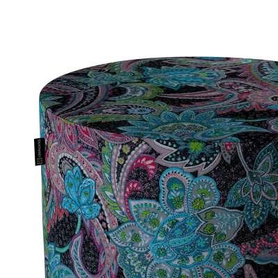Puf Barrel w kolekcji Velvet, tkanina: 704-22