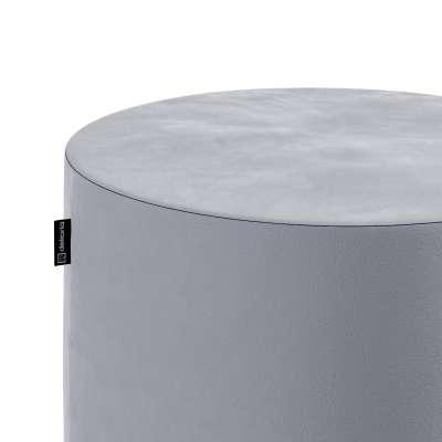 Pouf Barrel 704-24 grau Kollektion Velvet