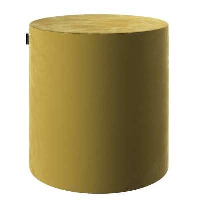 Pouf Barrel 704-27 olivegrün Kollektion Velvet
