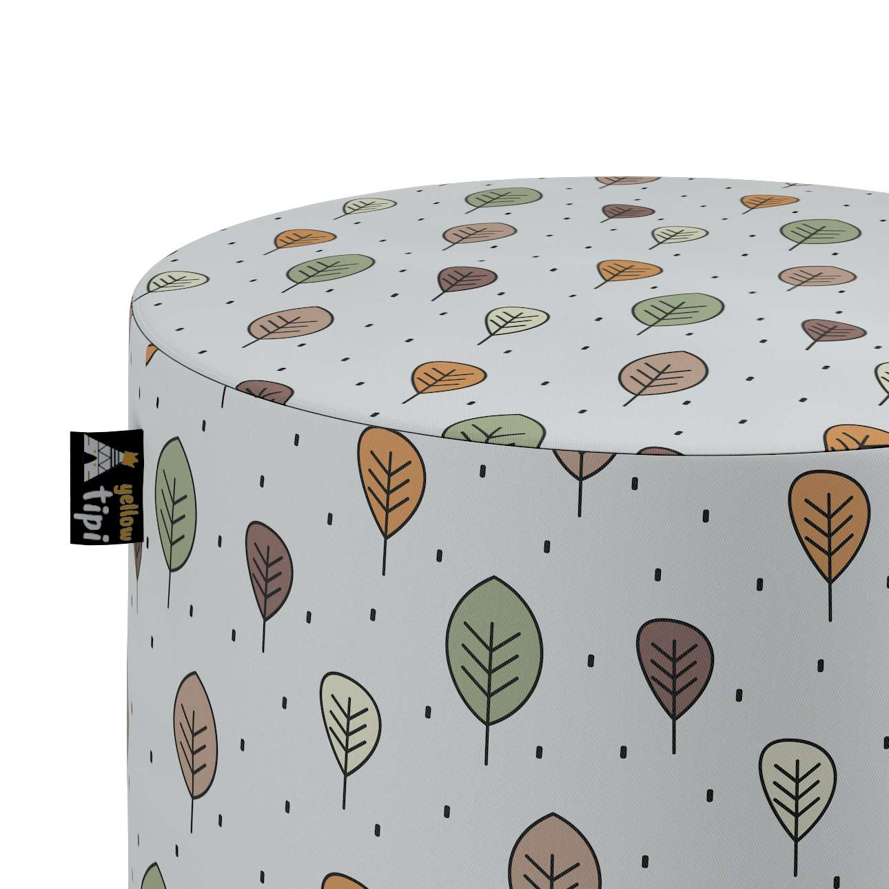 Bobby pouf in collection Magic Collection, fabric: 500-09