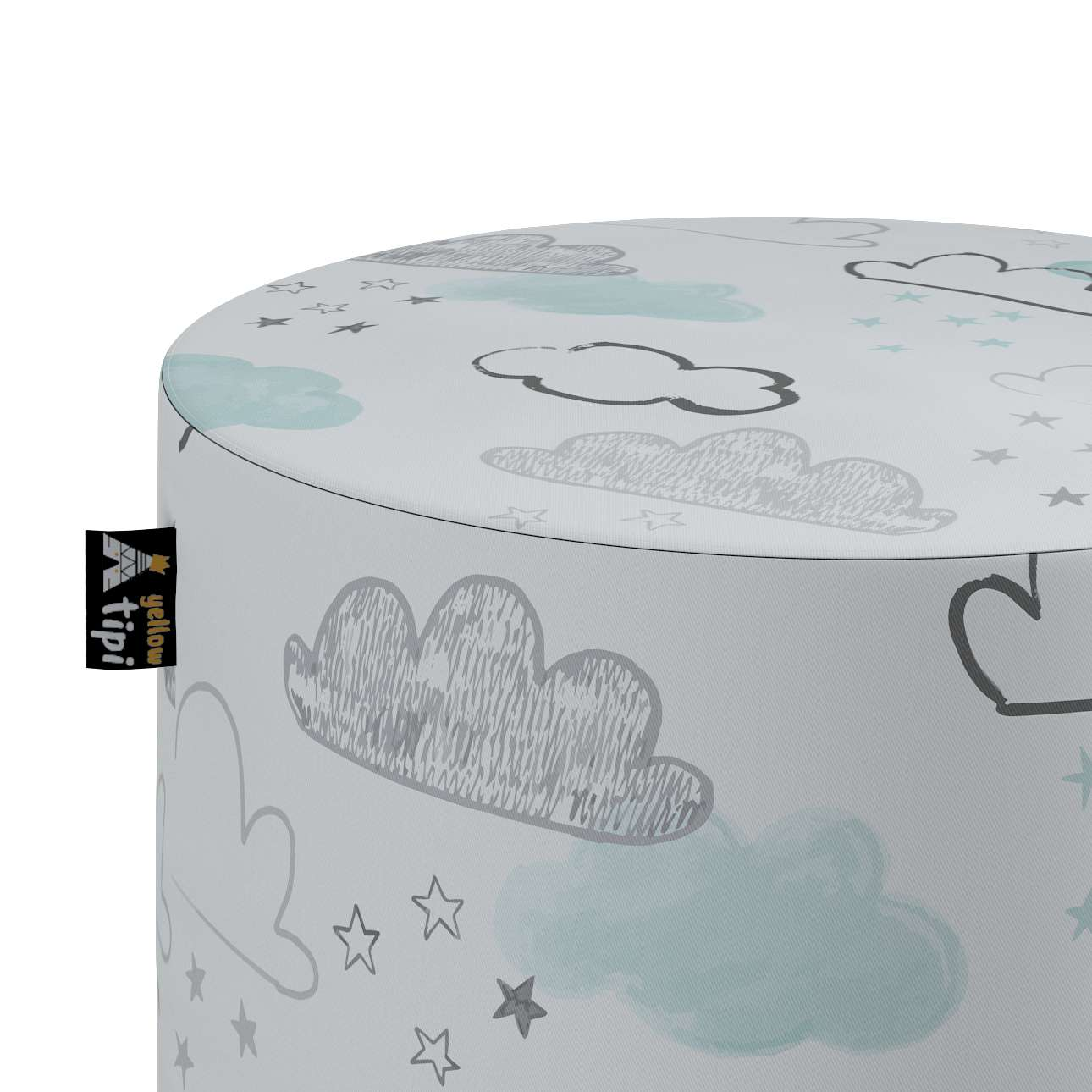 Bobby pouf in collection Magic Collection, fabric: 500-14