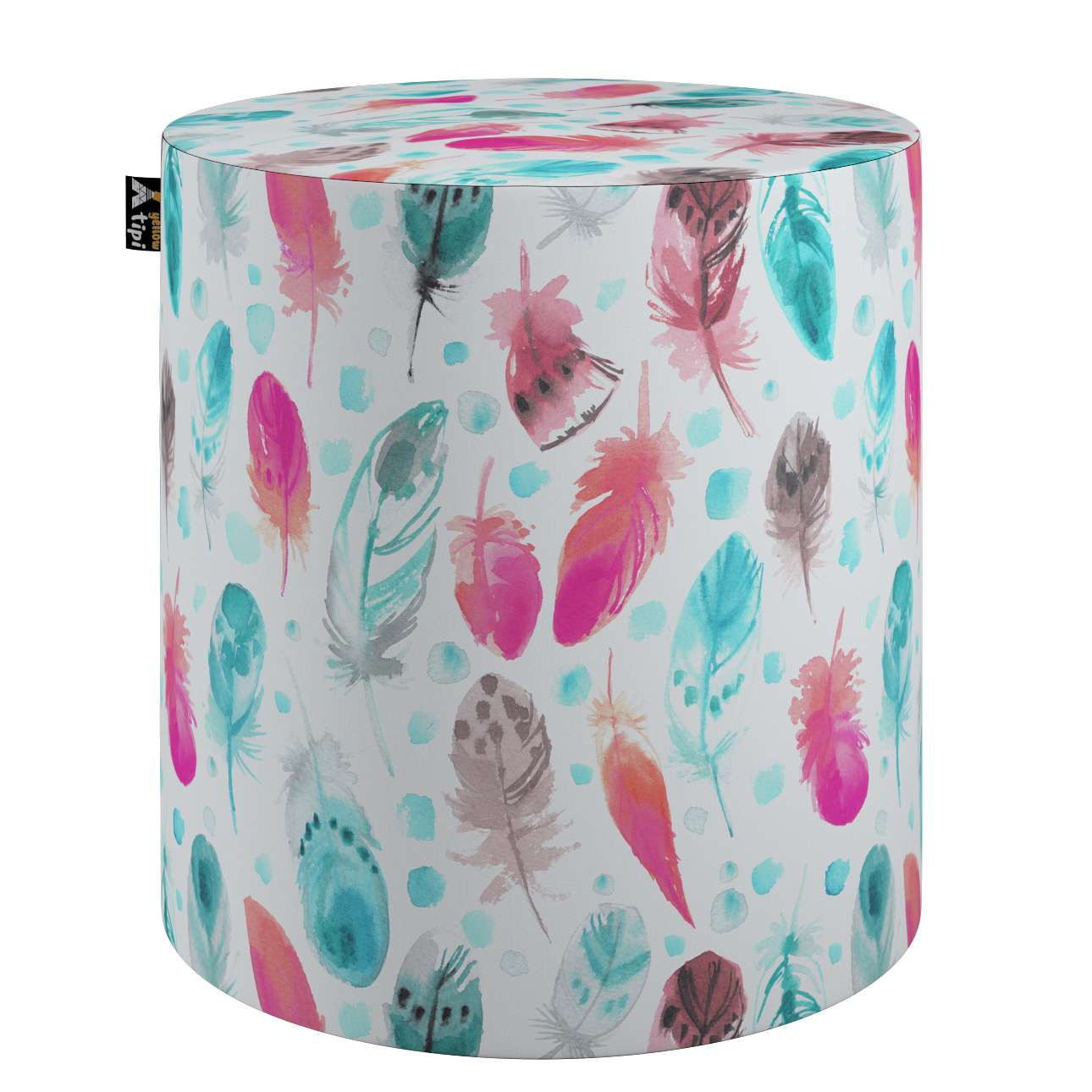 Bobby pouf in collection Magic Collection, fabric: 500-17