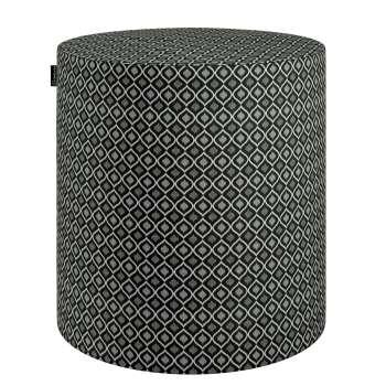 Puf Barrel 142-86 Kolekcja Black & White