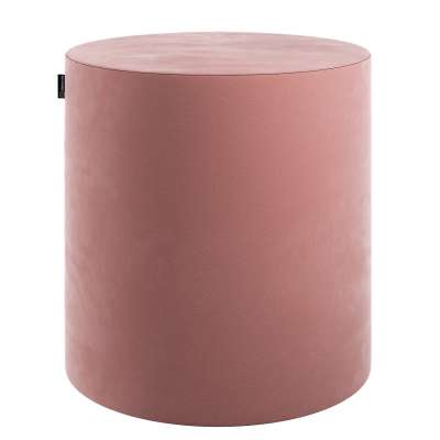 Pouf Barrel 704-30 koralle Kollektion Velvet