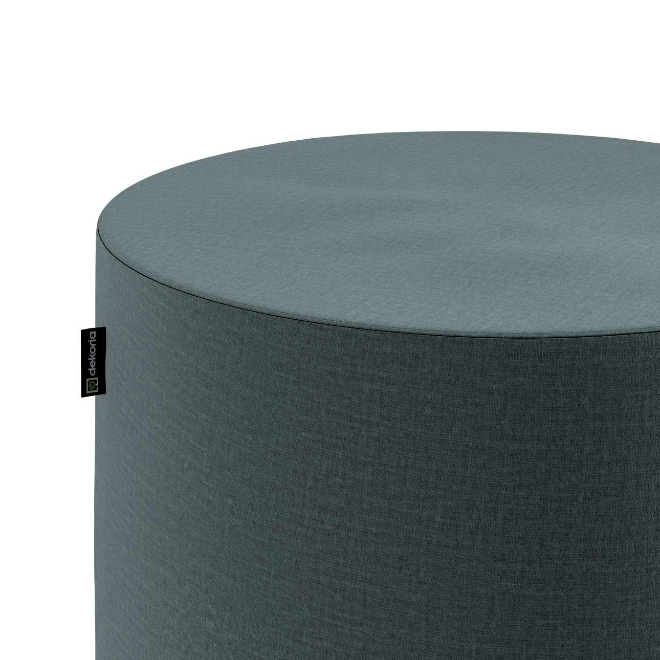 Pouf Barrel von der Kollektion Ingrid, Stoff: 705-36