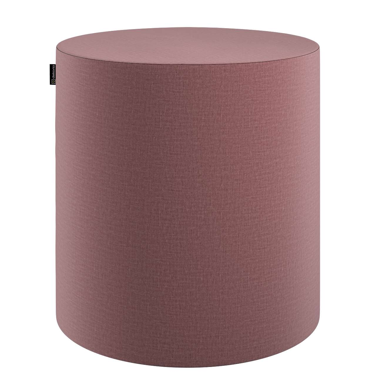 Pouf Barrel von der Kollektion Ingrid, Stoff: 705-38