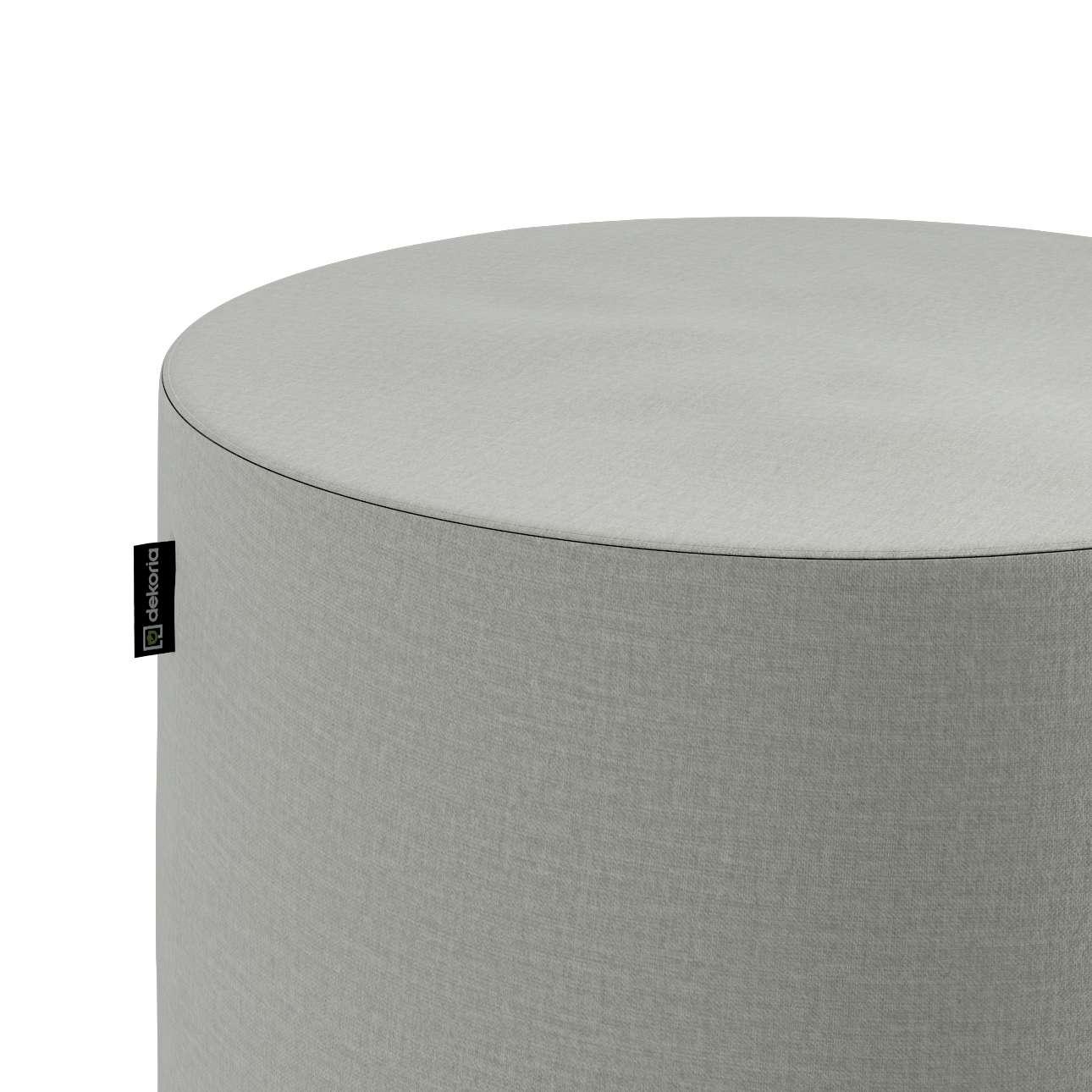 Pouf Barrel von der Kollektion Ingrid, Stoff: 705-41