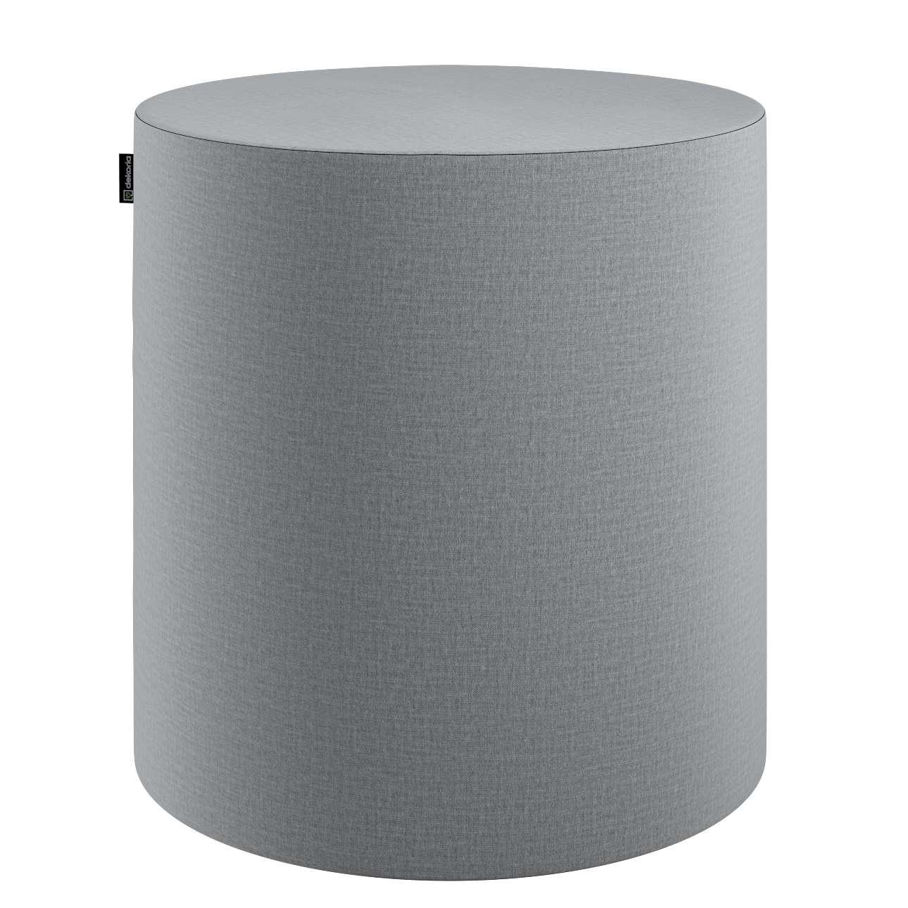 Pouf Barrel von der Kollektion Ingrid, Stoff: 705-42