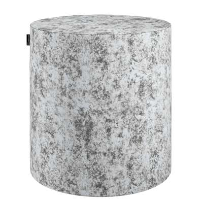 Puf Barrel w kolekcji Velvet, tkanina: 704-49