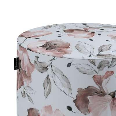 Puf Barrel w kolekcji Velvet, tkanina: 704-50