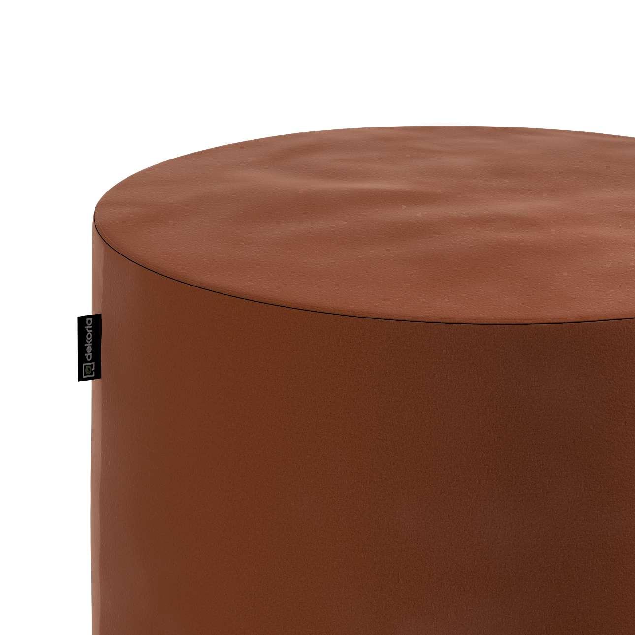 Pouf Barrel von der Kollektion Velvet, Stoff: 704-33