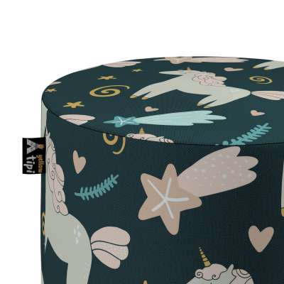 Puf Bobby 500-43 niebieski Kolekce Magic Collection