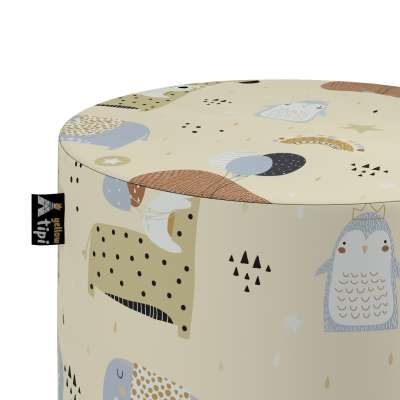 Bobby pouf 500-46 beżowy Collection Magic Collection