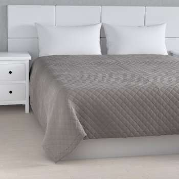 Diamond quilted throw szer.260 x dł.210 cm in collection Velvet, fabric: 704-11