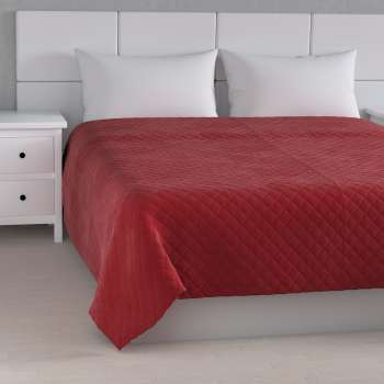 Diamond quilted throw