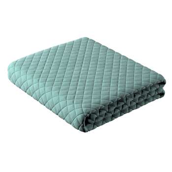 Diamond quilted throw in collection Velvet, fabric: 704-18