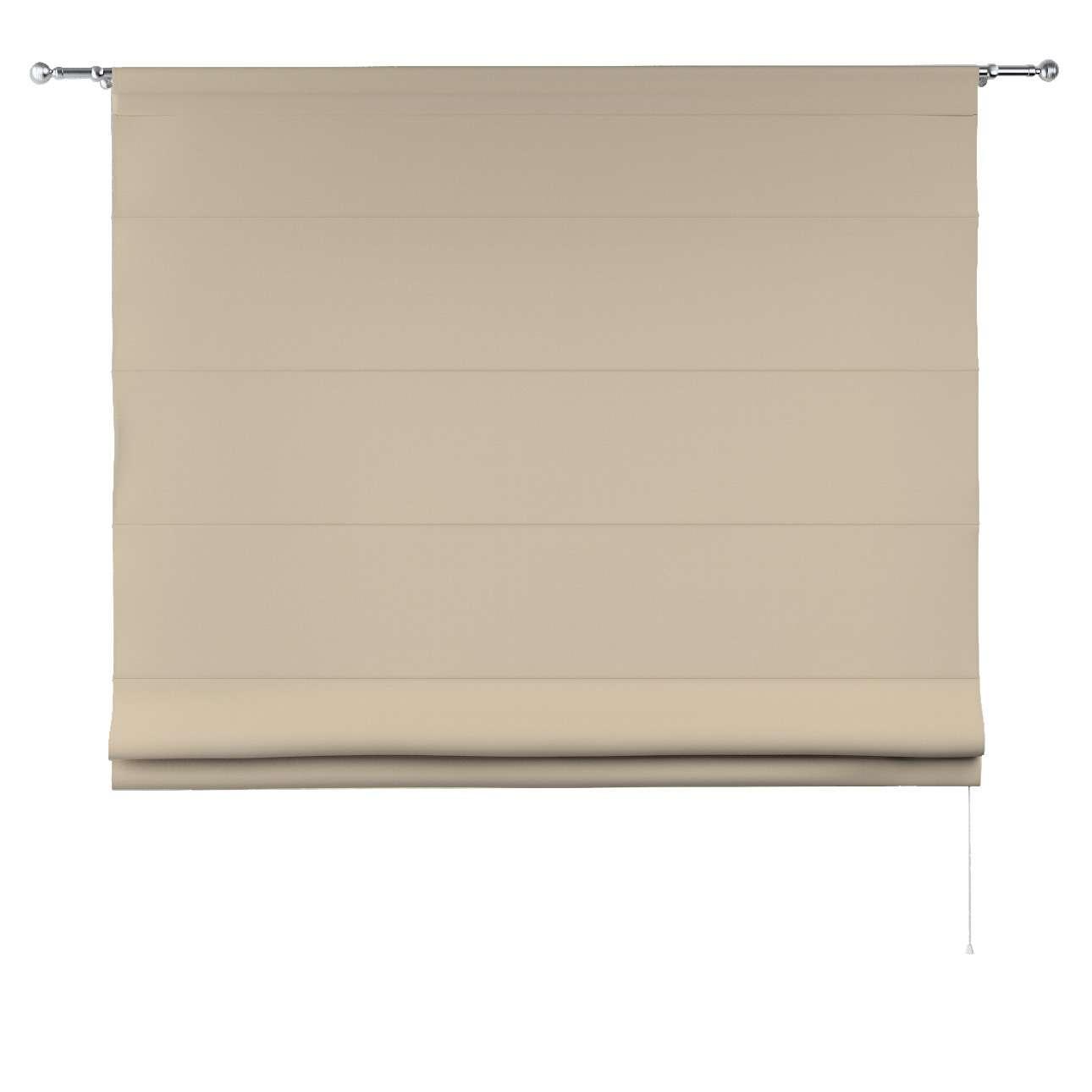 Vouwgordijn Torino van de collectie Cotton Panama, Stof: 702-01
