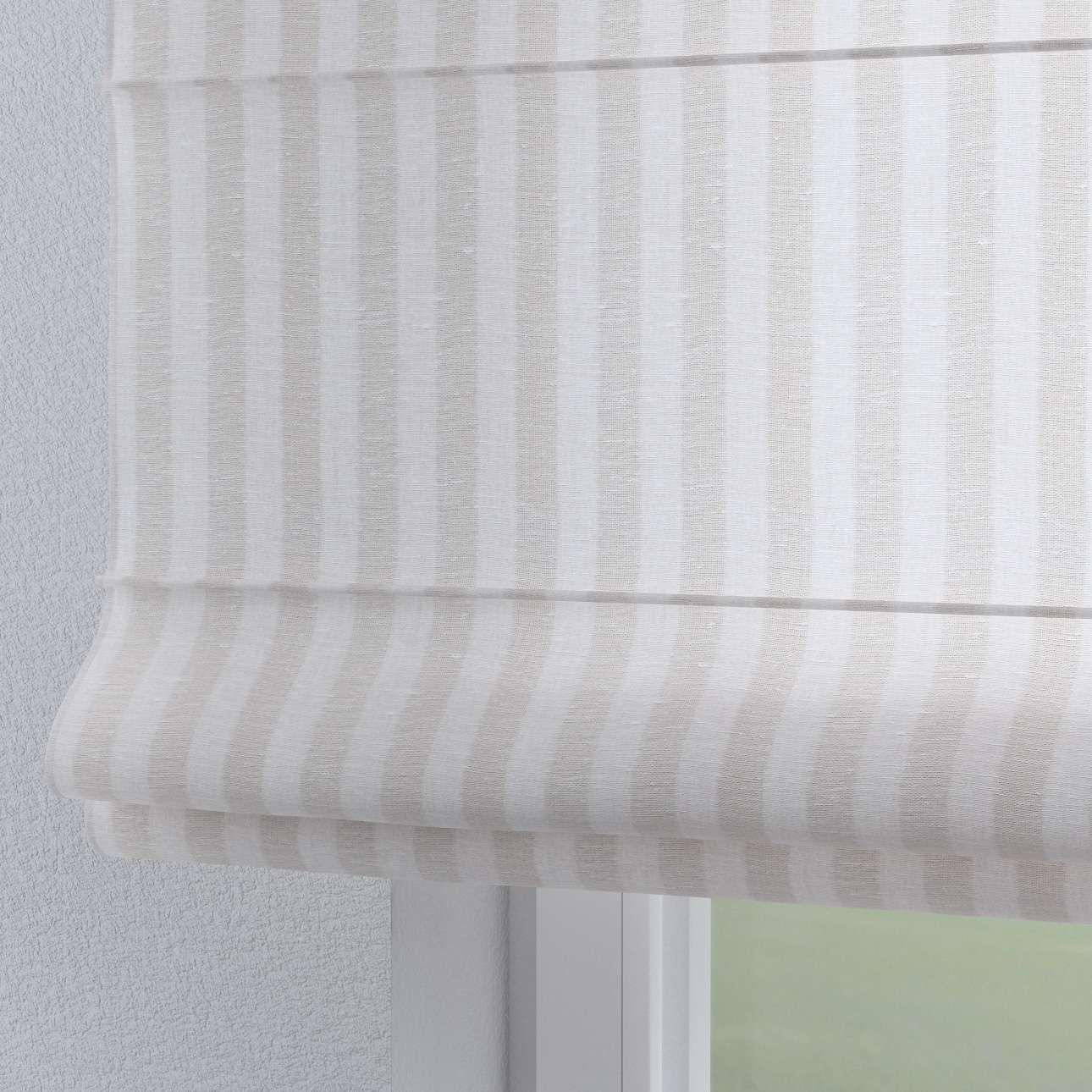Roleta rzymska Torino 130×170cm w kolekcji Linen, tkanina: 392-03