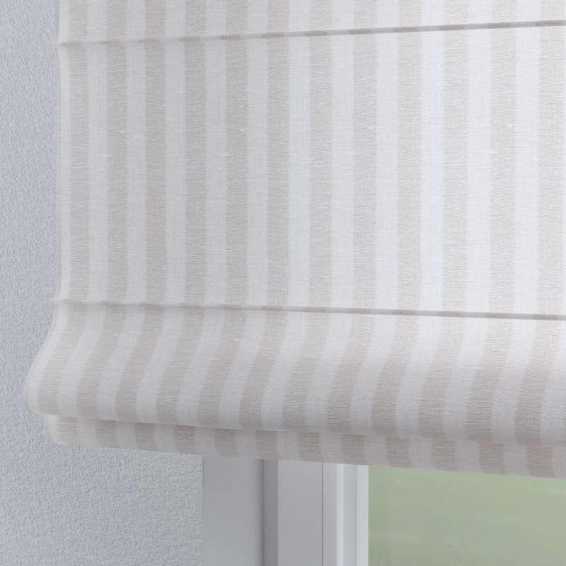 Rímska roleta Torino V kolekcii Linen, tkanina: 392-03