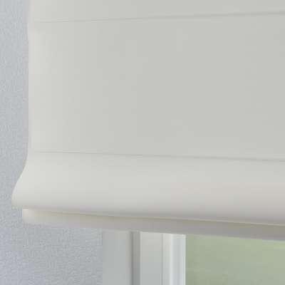 Římská roleta Torino 702-34 sněhová bílá Kolekce Cotton Panama