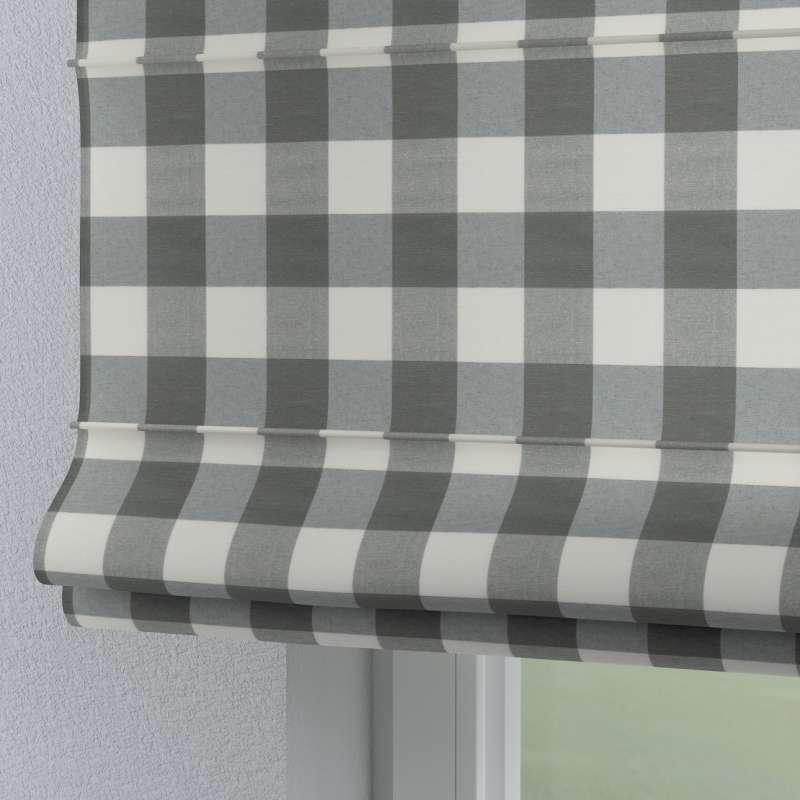 Roleta rzymska Torino 130×170cm w kolekcji Quadro, tkanina: 136-13