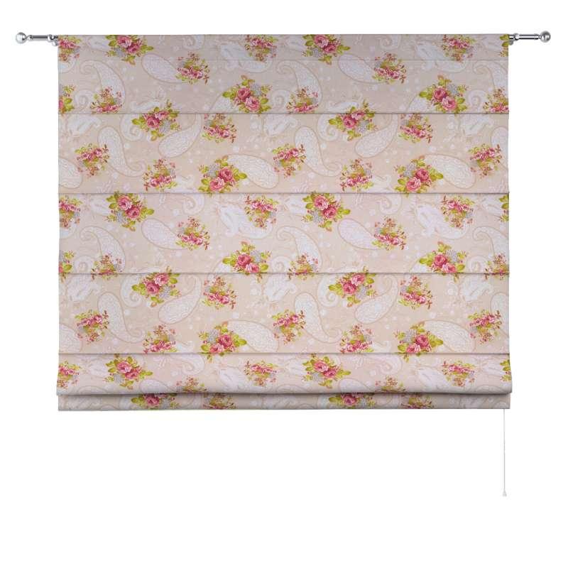 Roleta rzymska Torino 130×170cm w kolekcji Flowers, tkanina: 311-15