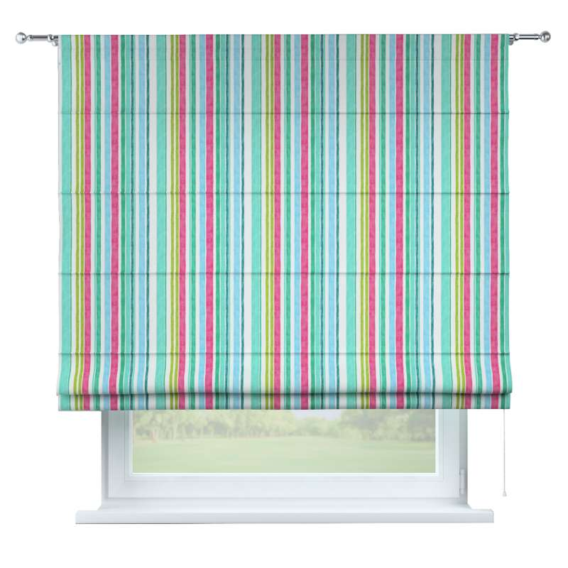 Torino slot roman blind in collection Monet, fabric: 140-03