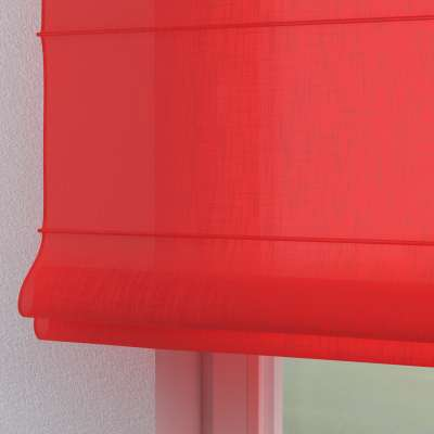 Torino slot roman blind 128-02 sheer red Collection SALE