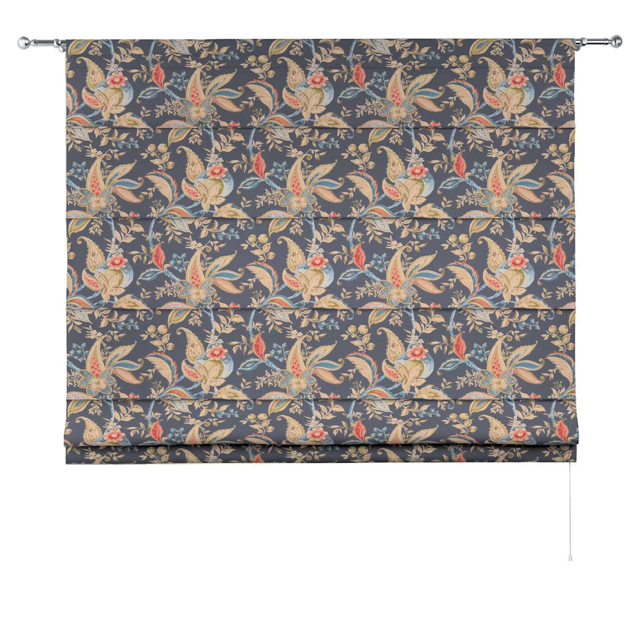 Rímska roleta Torino V kolekcii Gardenia, tkanina: 142-19