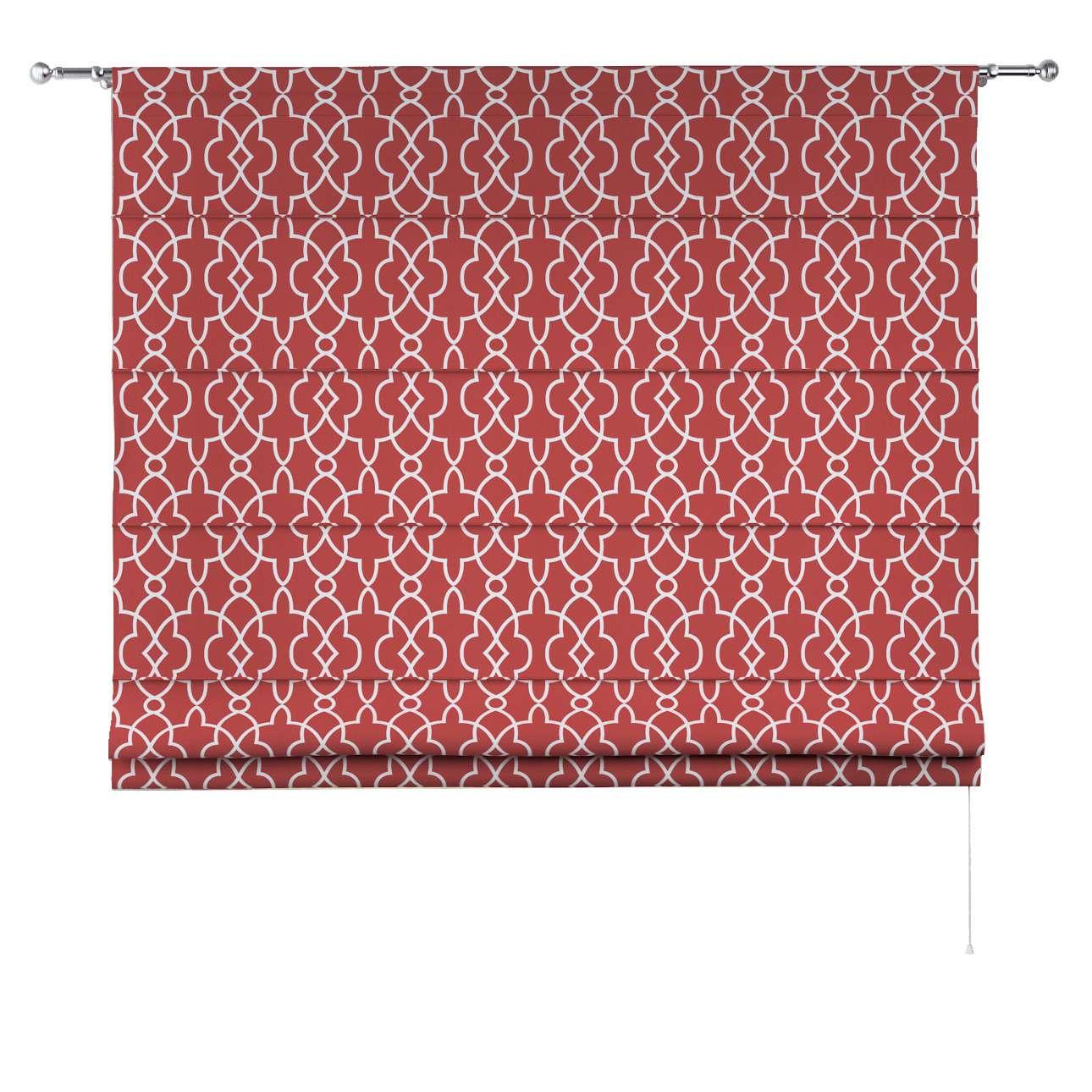 Roleta rzymska Torino 130×170cm w kolekcji Gardenia, tkanina: 142-21