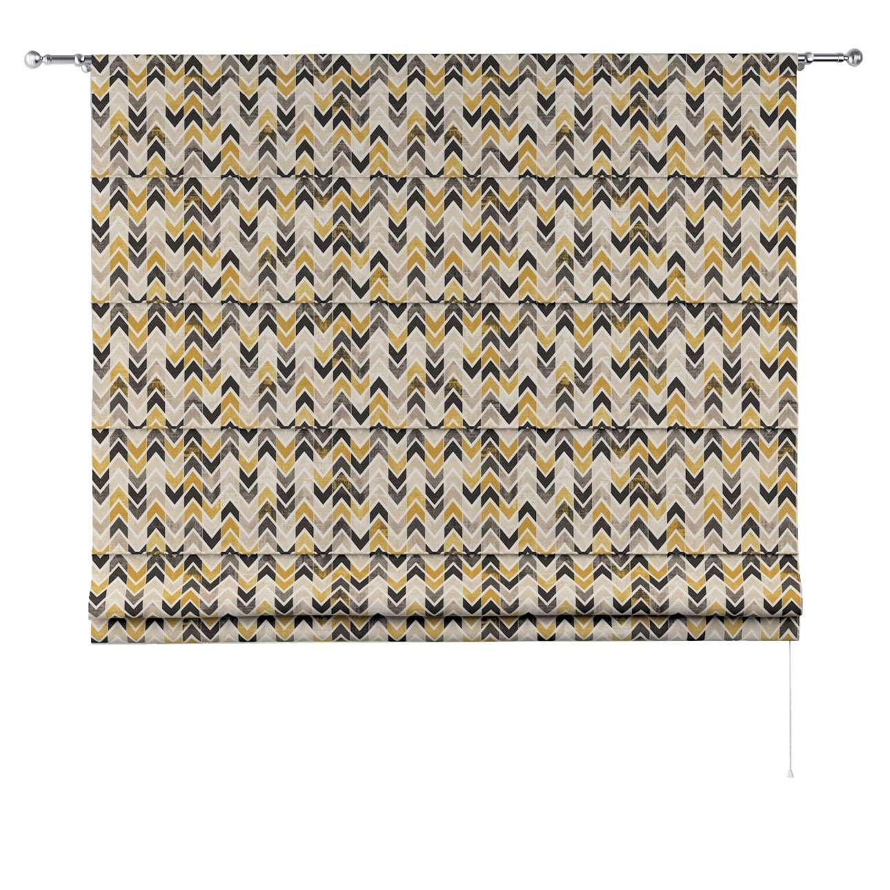 Foldegardin Torino<br/>Med løbegang til gardinstang fra kollektionen Modern, Stof: 142-79