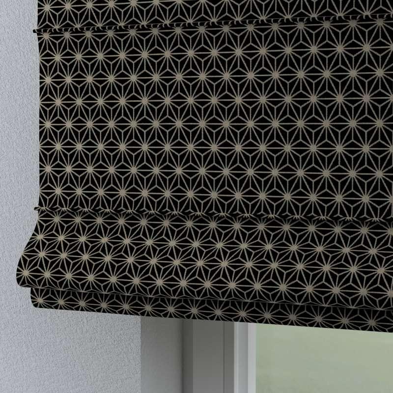 Roleta rzymska Torino w kolekcji Black & White, tkanina: 142-56