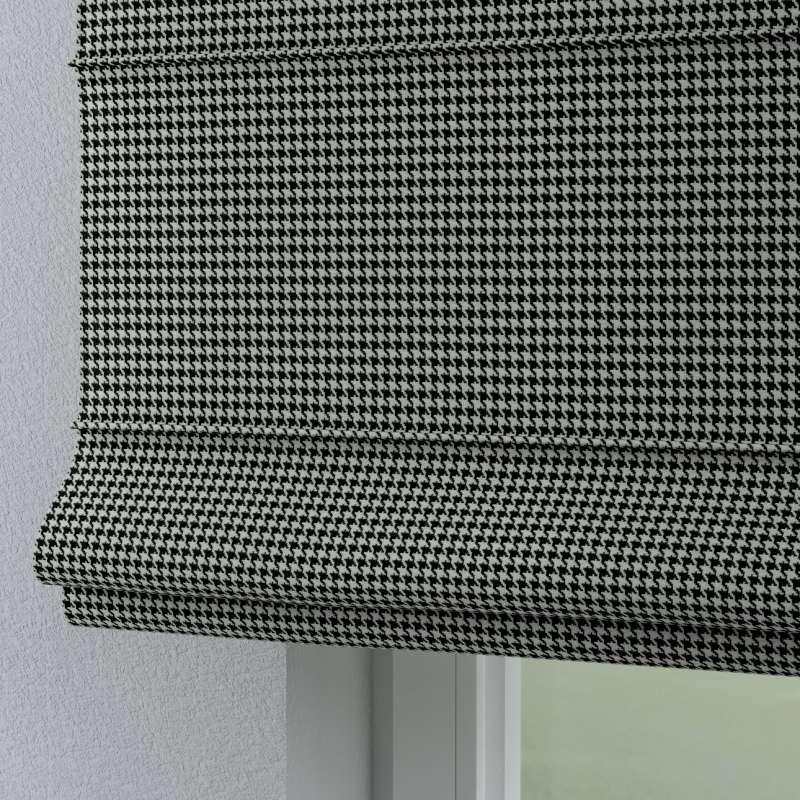 Roleta rzymska Torino 130×170cm w kolekcji Black & White, tkanina: 142-77