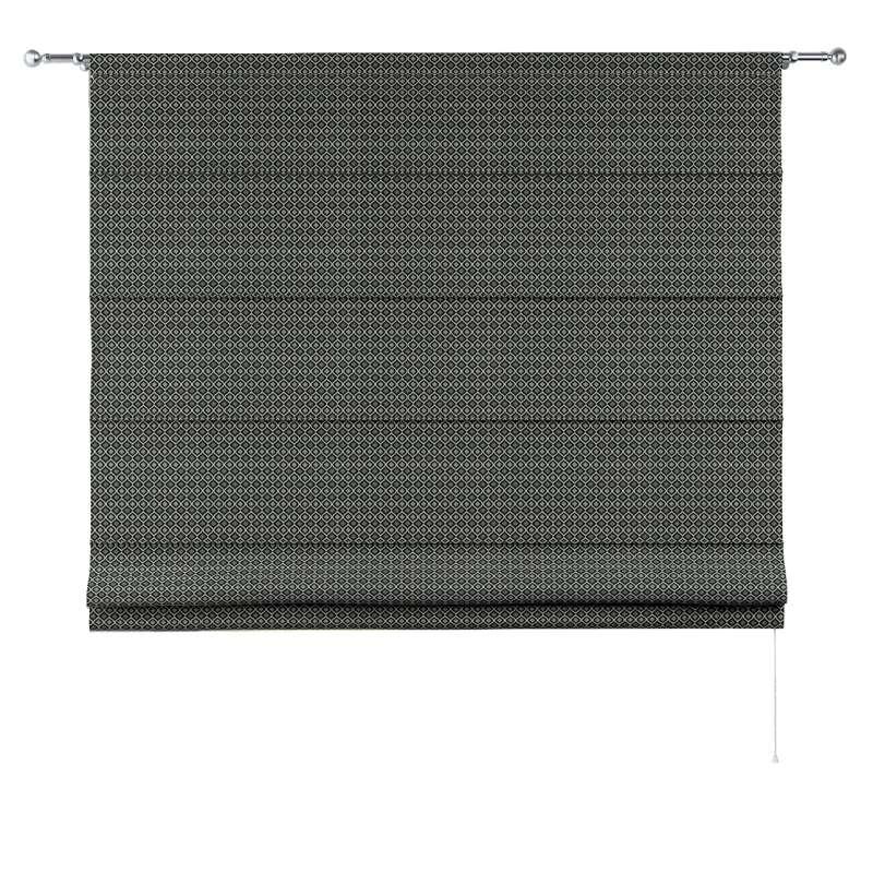 Roleta rzymska Torino 130×170cm w kolekcji Black & White, tkanina: 142-86