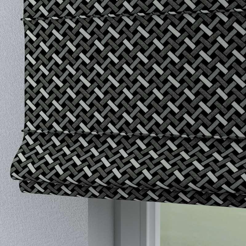 Roleta rzymska Torino w kolekcji Black & White, tkanina: 142-87