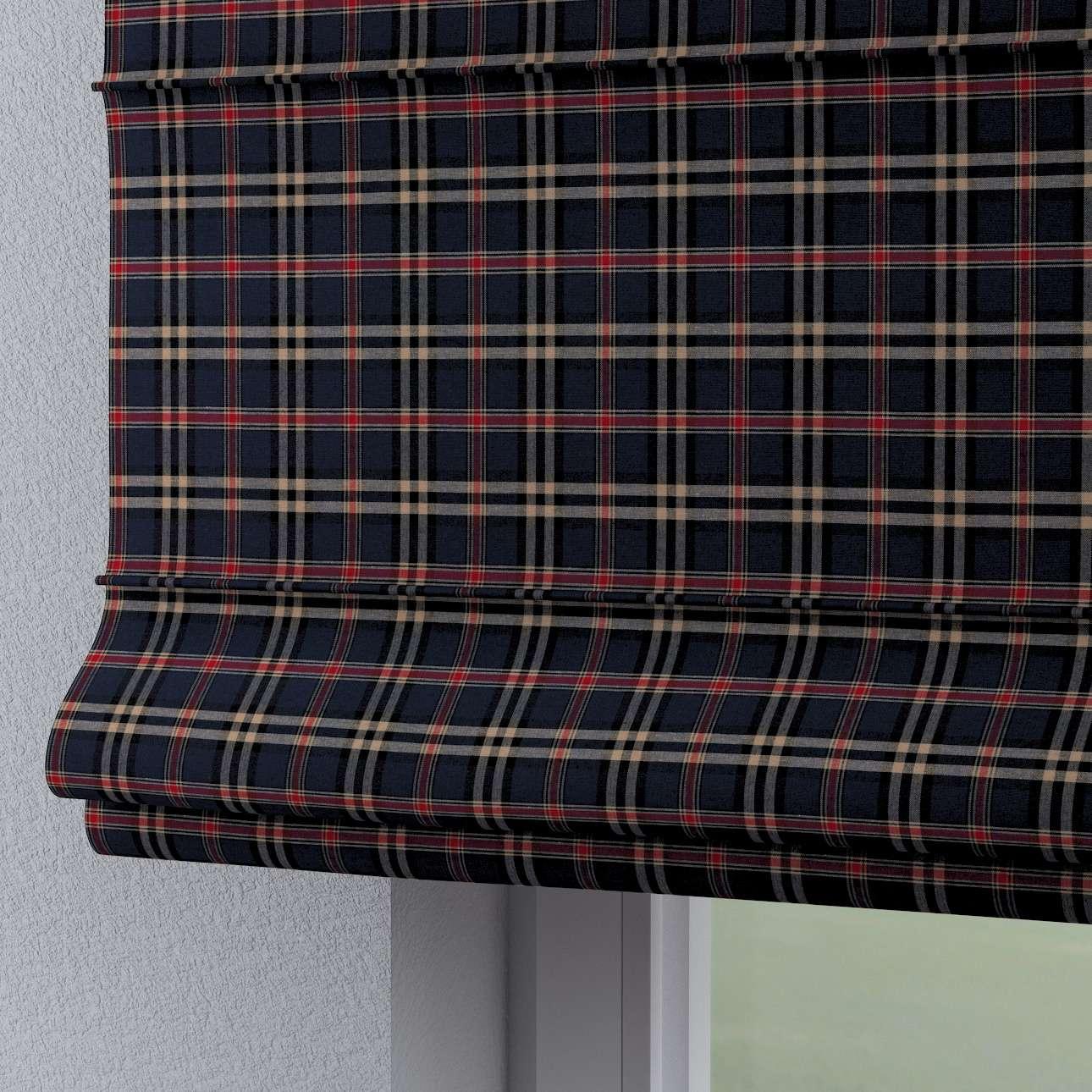 Foldegardin Torino<br/>Med løbegang til gardinstang fra kollektionen Bristol, Stof: 142-68