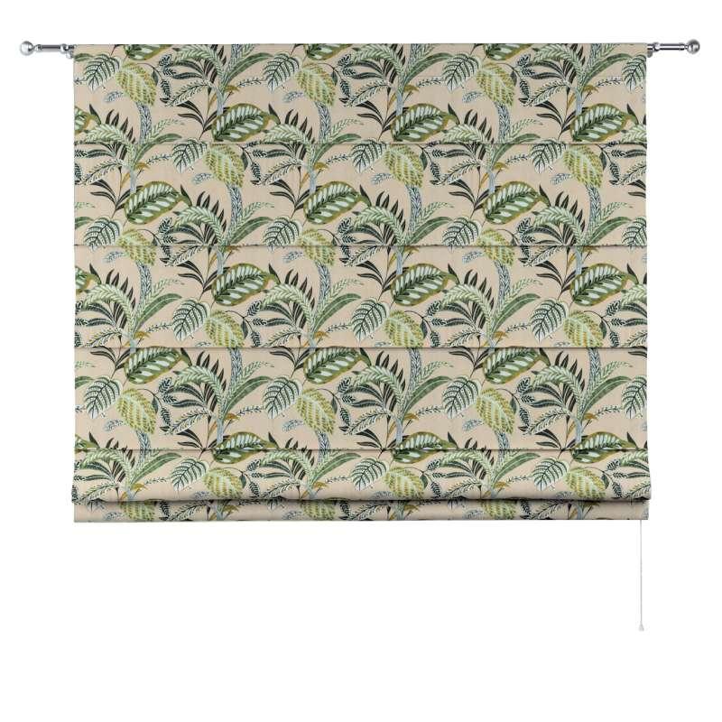 Rímska roleta Torino V kolekcii Tropical Island, tkanina: 142-96